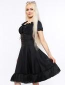 Льняное платье со шнуровкой Xstyle (105129) - оригинальная одежда, 2
