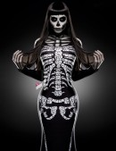 Платье Skeleton Lady (105208) - цена, 4