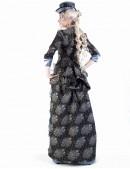 Викторианское платье конца 19 ст. (125007) - оригинальная одежда, 2