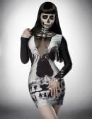 Платье с черепом Lost Paradise (105195) - foto