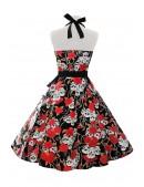 Платье Рокабилли X203 (105203) - оригинальная одежда, 2