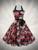 Платье Рокабилли X203 (105203) - foto