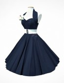 Ретро платье UF-213 (105213) - foto