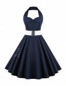 Ретро платье UF-213 (105213) - оригинальная одежда, 2