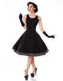 Платье в стиле 50-х с шалью (105214) - оригинальная одежда, 2