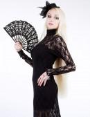Кружевное платье со шлейфом Xstyle (105270) - цена, 4