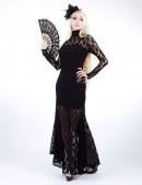 Кружевное платье со шлейфом Xstyle (105270) - 4, 10