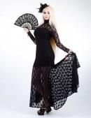 Кружевное платье со шлейфом Xstyle (105270) - 3, 8