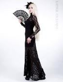 Кружевное платье со шлейфом Xstyle (105270) - foto