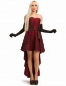Платье со шлейфом XT5274 (105274) - 3, 8
