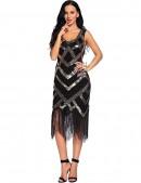 Платье в стиле Гэтсби XC5298 (105298) - цена, 4