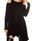 Платье с открытыми плечами KC303 (105303) - 4, 10