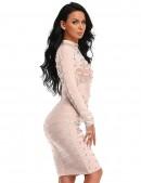 Бандажное платье XC5308 (105308) - оригинальная одежда, 2