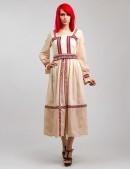 Летнее платье с вышивкой XT-244 (105244) - 4, 10