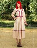 Летнее платье с вышивкой XT-244 (105244) - foto