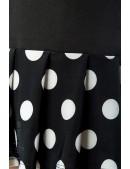 Платье-годе в стиле Ретро (105182) - 3, 8