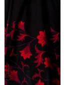Платье Pin-up с цветочным узором (105187) - цена, 4