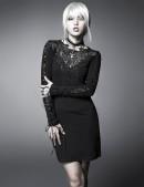 Платье с кружевом (105211) - foto