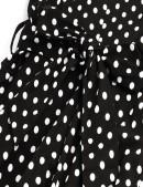 Платье в горох в стиле 50-х UF5216 (105216) - материал, 6