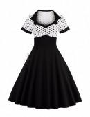 Платье в стиле Ретро 105223 (105223) - оригинальная одежда, 2