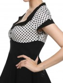 Платье в стиле Ретро 105223 (105223) - 4, 10