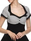 Платье в стиле Ретро 105223 (105223) - 3, 8