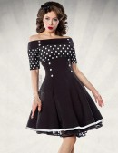 Платье в ретро-стиле (105173) - foto