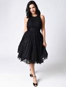 Ретро-платье в стиле 40-х XTC220 (105220) - foto