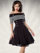 Ретро-платье (105172) - foto