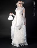Свадебное платье 2 пол. 19 ст. (125025) - foto