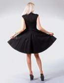 Винтажное платье в стиле 50-х (105049) - цена, 4