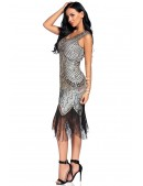Платье в стиле Гэтсби XC5300 (105300) - цена, 4