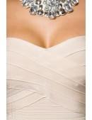 Бандажное платье Amynetti (105316) - оригинальная одежда, 2