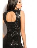 Платье с пайетками KouCla (105385) - цена, 4