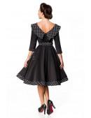 Платье Ретро с рукавом 3/4 Belsira (105386) - оригинальная одежда, 2