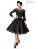 Платье Ретро с рукавом 3/4 Belsira (105386) - foto