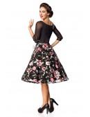 Винтажное вечернее платье Belsira (105392) - оригинальная одежда, 2