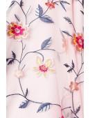 Винтажное платье с вышитыми цветами Belsira (105402) - оригинальная одежда, 2
