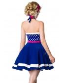 Яркое платье в стиле 60-х B5405 (105405) - цена, 4