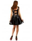Платье клеш под латекс X-Style (105410) - материал, 6