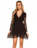 Откровенное ажурное платье MF5411 (105411) - foto