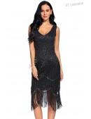 Платье в стиле 20-х XC5417 (105417) - цена, 4