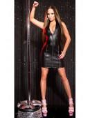 Блестящее платье с молниями KouCla (127156) - 3, 8