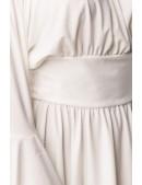 Белое платье-туника Amynetti (165002) - цена, 4