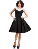 Платье в стиле Ретро X5341 (105341) - оригинальная одежда, 2