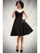 Платье в стиле Ретро X5341 (105341) - материал, 6