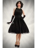 Кружевное платье в стиле Ретро X5342 (105342) - оригинальная одежда, 2