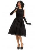 Кружевное платье в стиле Ретро X5342 (105342) - материал, 6