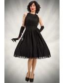 Кружевное платье в стиле Ретро X5342 (105342) - foto