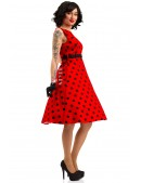 Платье Charlyne с поясом (105344) - оригинальная одежда, 2
